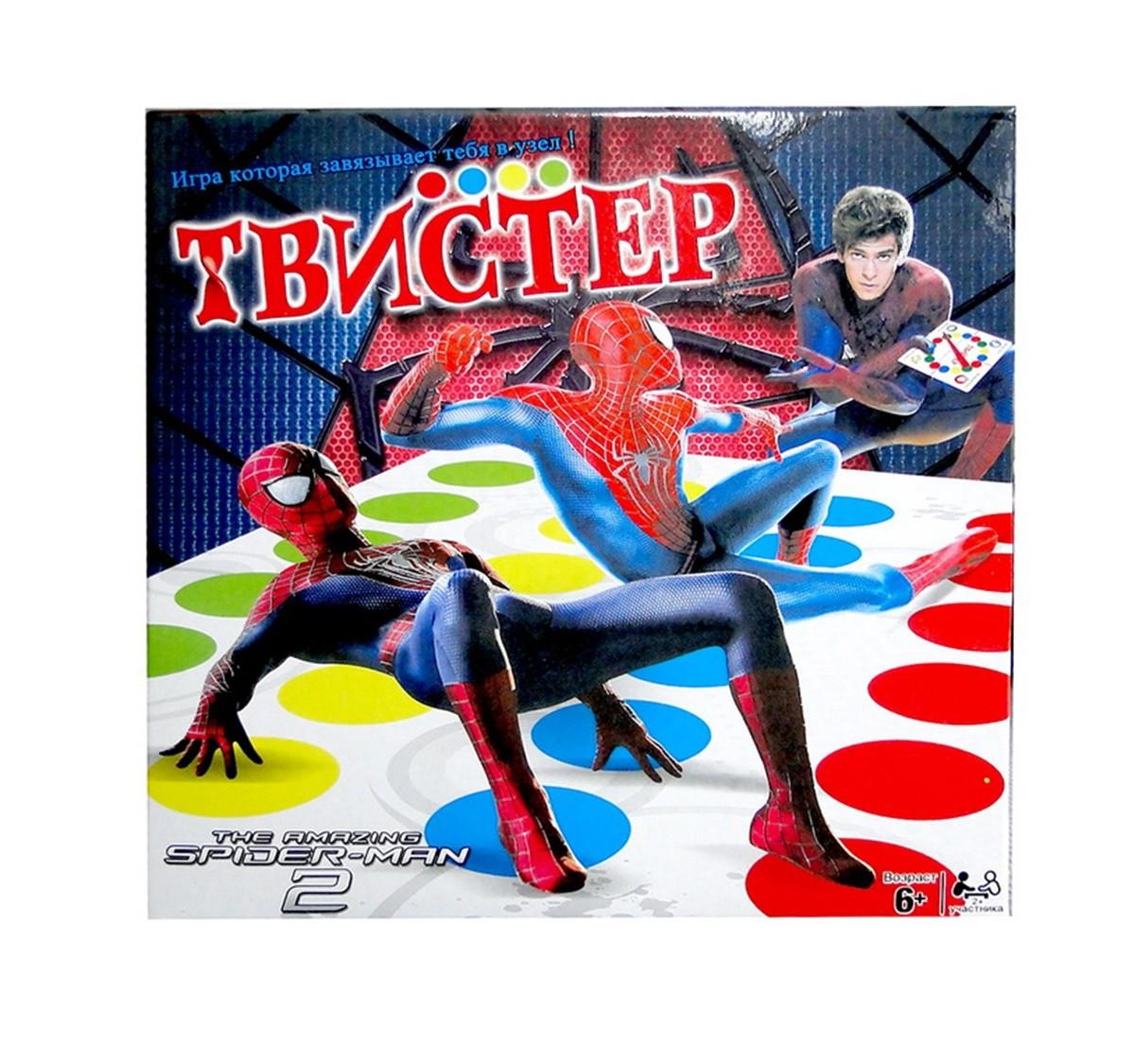 Игра Твистер Человек-паук 2   купить, цена, отзывы, доставка